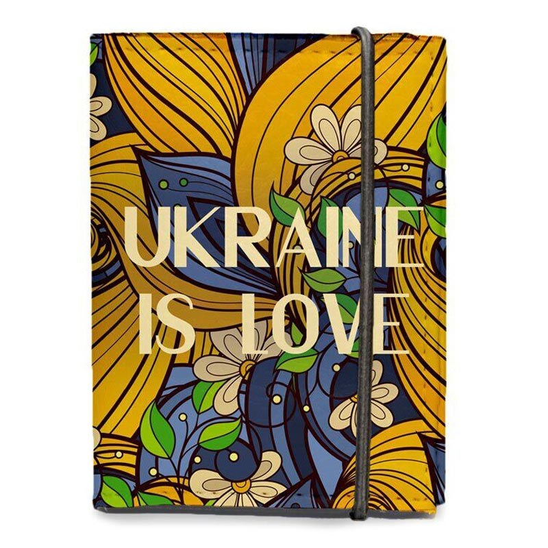 Визитница Ukraine is Love